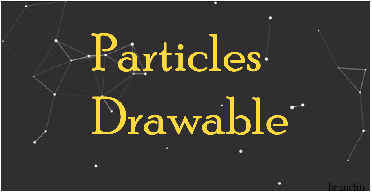 Particle Drawable
